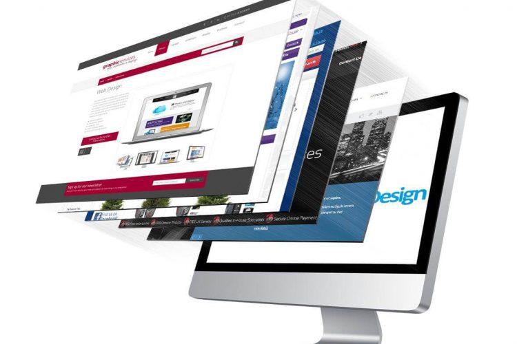 طراحی سایت نمایشگاهی